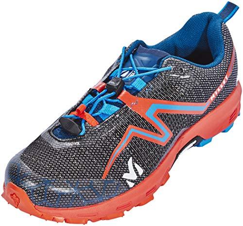 Millet Light Rush, Zapatillas de Trail Running Unisex Adulto, Multicolor (Orange/Electric Blue 000), 42 EU