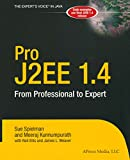 Pro J2EE 1.4: From Professional to Expert (Pro: From Professional to Expert) (English Edition)