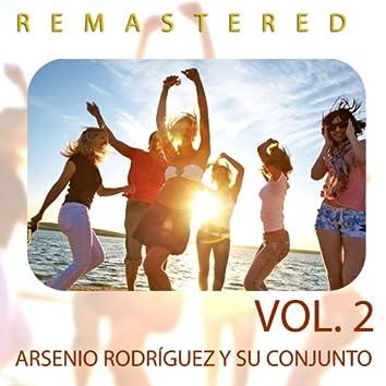 Arsenio Rodríguez y Su Conjunto Vol. 2 (Remastered)