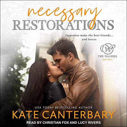 Necessary Restorations cover art