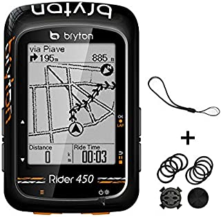 Bryton Rider 450 GPS Bike Computer