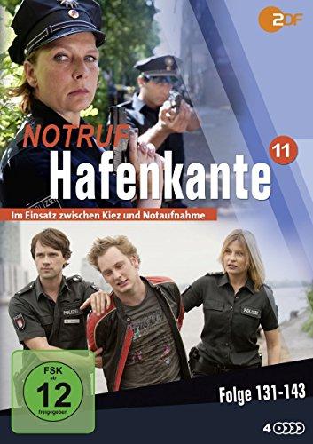 Notruf Hafenkante, Vol.11: Folge 131-143 (4 DVDs)