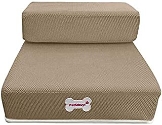 rethyrel Dog Stairs Ladder Pet Stairs Step Dog Ramp Sofa Bed Ladder For Dogs Cats