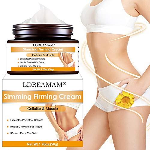 Crema Anticellulite,Cellulite Massaggio,Dimagrante e Anticellulite,Crema Snellente,Effetto...