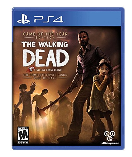 Walking Dead: Complete 1st Season – PlayStation 4 Standard Edition
