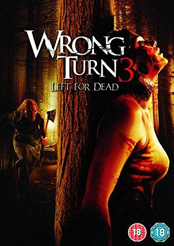 Wrong Turn 3 DVD