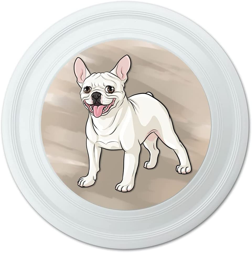 GRAPHICS New product type MORE San Francisco Mall French Bulldog Smiling Novelty Flying Pet 9