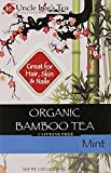 Organic Bamboo Tea Mint 18 Bags