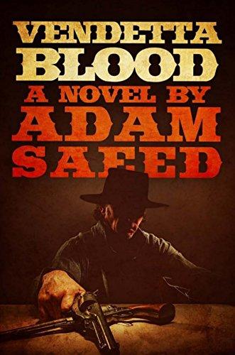 Book: Vendetta Blood by Adam Saeed