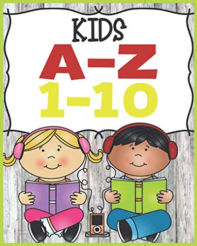 Kids A-Z & 1-10: Learn Alphabets and Number