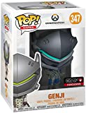 Pop! Overwatch  -  Genji (Carbon Fiber) Exclusive