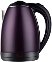 Stainless Steel Electric Kettle,Electric Kettle Stainless Steel Home Off Household Large Capacity 24 Hours Insulation 1500W