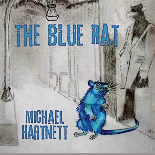 The Blue Rat audiobook cover art