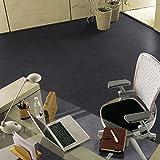 Gerflor selvklebende vinylfliser - Design Slate Anthracite 0220 vinylgulv 5m² per pakke vinylgulv