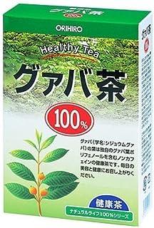 Japan Health and Beauty - Orihiro NL tea 100% guava tea 2g 26 folliclesAF27