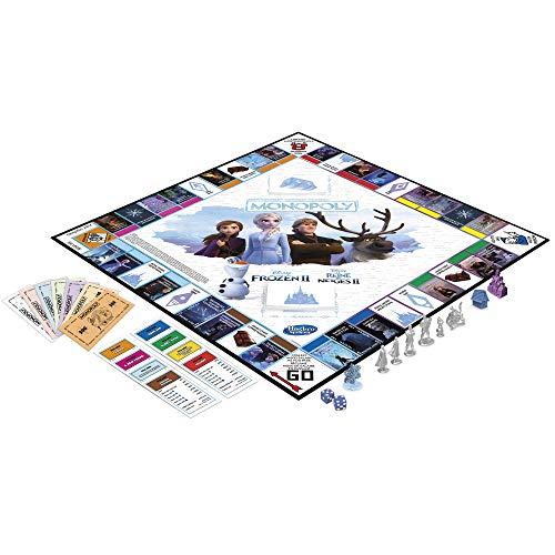 Monopoly: La Reine des Neiges 2 - 1