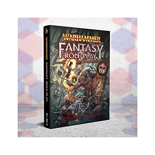 Need Games Warhammer Fantasy Roleplay 4ED Gioco di Ruolo in Italiano