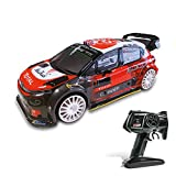 R/C 1:10 CITROEN C3 WRC 4WD drifting