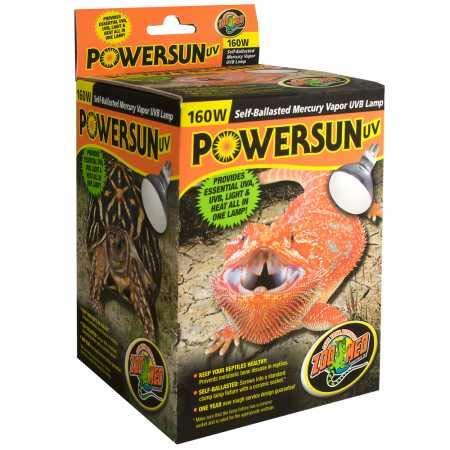 Zoo Med PowerSun UV UVB (160 watt)