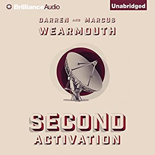Second Activation audiobook cover art