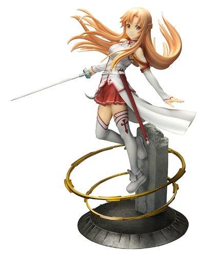 Kotobukiya Schwert Art Online Asuna A0122Ani Statue Figur, Maßstab 1/8