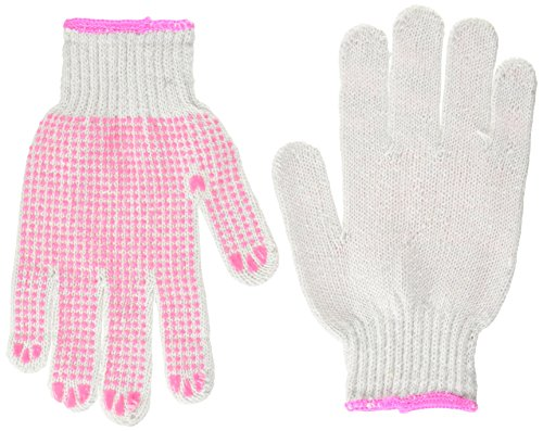 Women Working Gloves 5-set with a Skid Japan