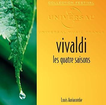 Vivaldi: Les quatre saisons-Concertos pour cordes