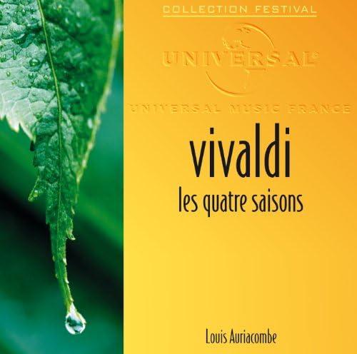 Michel Rulleau, Orchestre De Chambre De Toulouse & Louis Auriacombe
