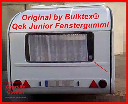 Scheibengummi Hinten Original Bulktex® Qek Qeck Junior Wohnwagen Camping Fenster Scheiben Gummi Neu