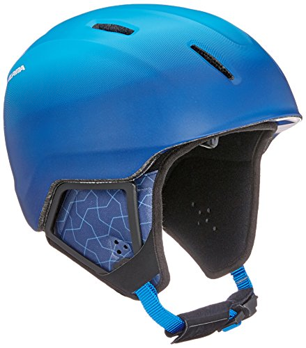 ALPINA CARAT XT Skihelm, Kinder, blue-gradient matt, 51-55