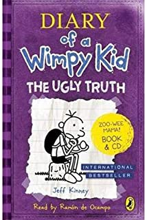 Diary of a Wimpy Kid The Ugly Truth by Jeff Kinney - Mixed Media
