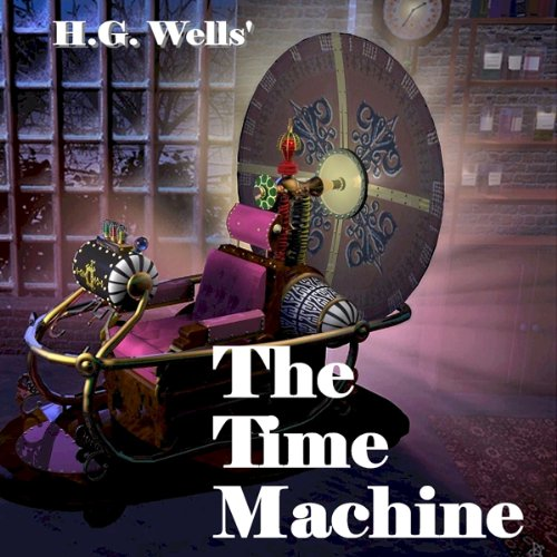 The Time Machine Titelbild