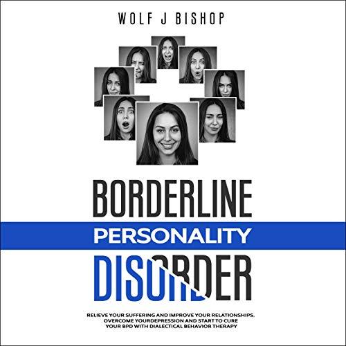 『Borderline Personality Disorder』のカバーアート