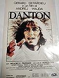 Locandina - Danton - Andrzej Wajda - Gérard Depardieu