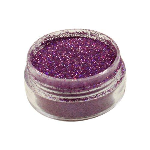 Diamond FX Polyester Glitter – Lavender (5 GM)