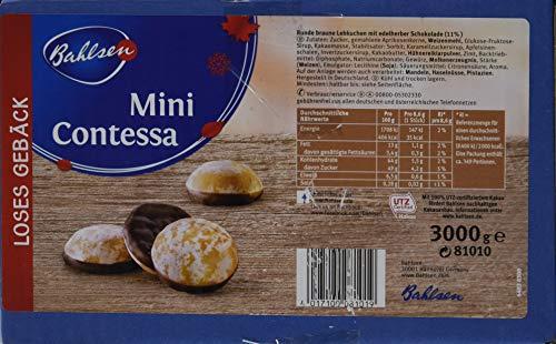 Bahlsen Mini Contessa 330 Stück, 1er Pack (1 x 3 kg)