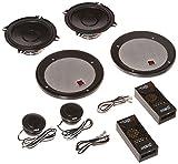 Cerwin-vega Mobile Speaker - 300 W PMPO - 2-Way XED525C, Black