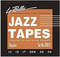 LA BELLA (ラベラ) ジャズギター弦 600R