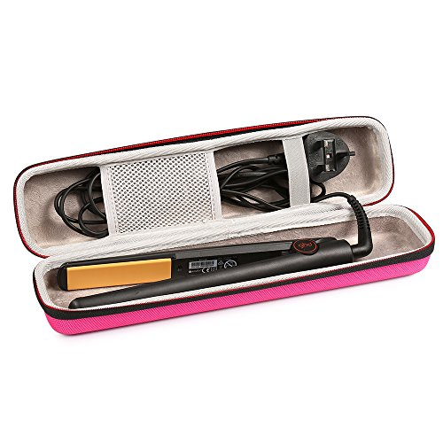 Custodia portatile per raddrizzatore dei capelli in EVA per Ghd IV Classic Styler Stying Tool Bigodino Box Storage Bag Protector