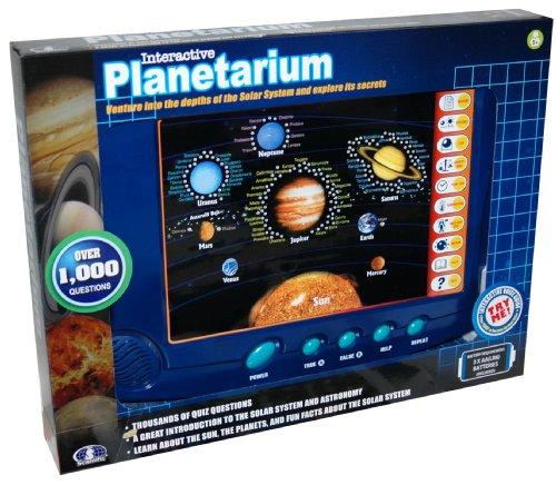 Scientific Toys Interactive Planetarium
