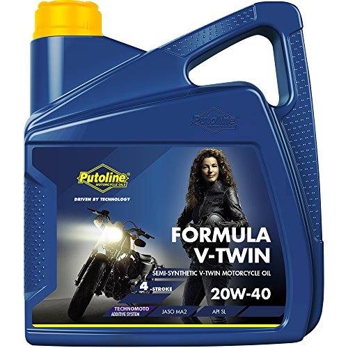 Putoline 74095 Motoröl Formula V-Twin 20W-40 4L