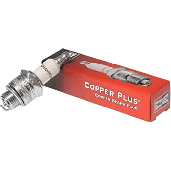 Pack of 1 Champion 845-1 J17LM Traditional Spark Plug