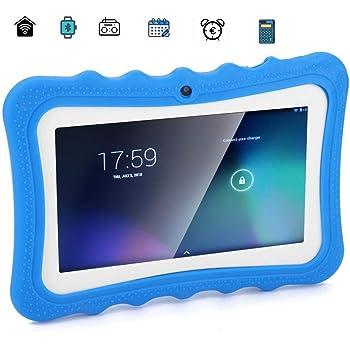 7 Pulgadas Tablet para Niños, 1024 * 600 1 + 8GB Android 4.4 Quad ...