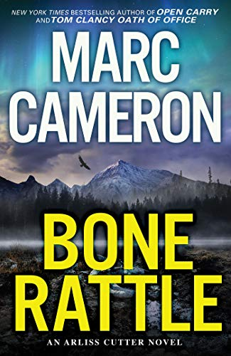 Image of Bone Rattle: A Riveting Novel of Suspense (An Arliss Cutter Novel)