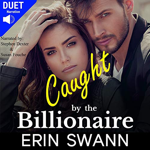 Caught by the Billionaire cover art