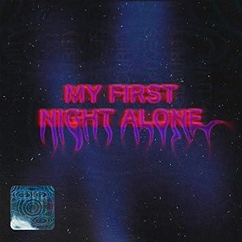 My First Night Alone