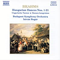 ブラームス:ハンガリー舞曲集(管弦楽版)