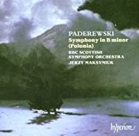 Paderewski: Symphony in B Minor / Maksymiuk, et al