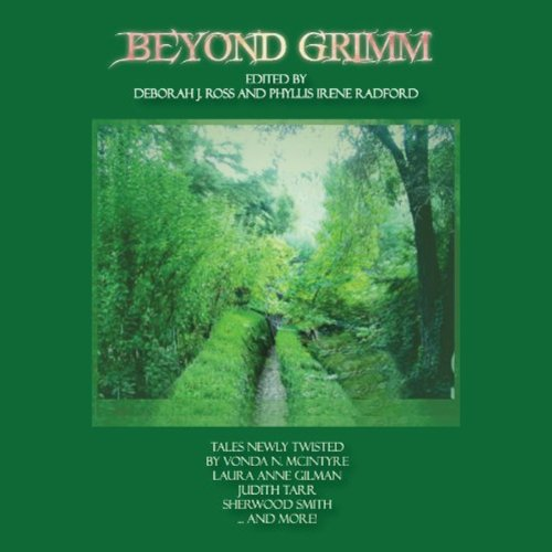 Beyond Grimm audiobook cover art