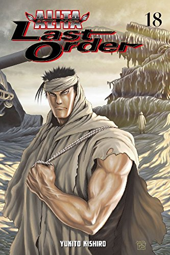 Battle Angel Alita: Last Order Vol. 18 (English Edition)